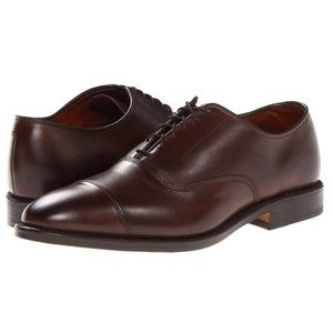 Allen Edmonds Park Avenue Burgandy Oxfords